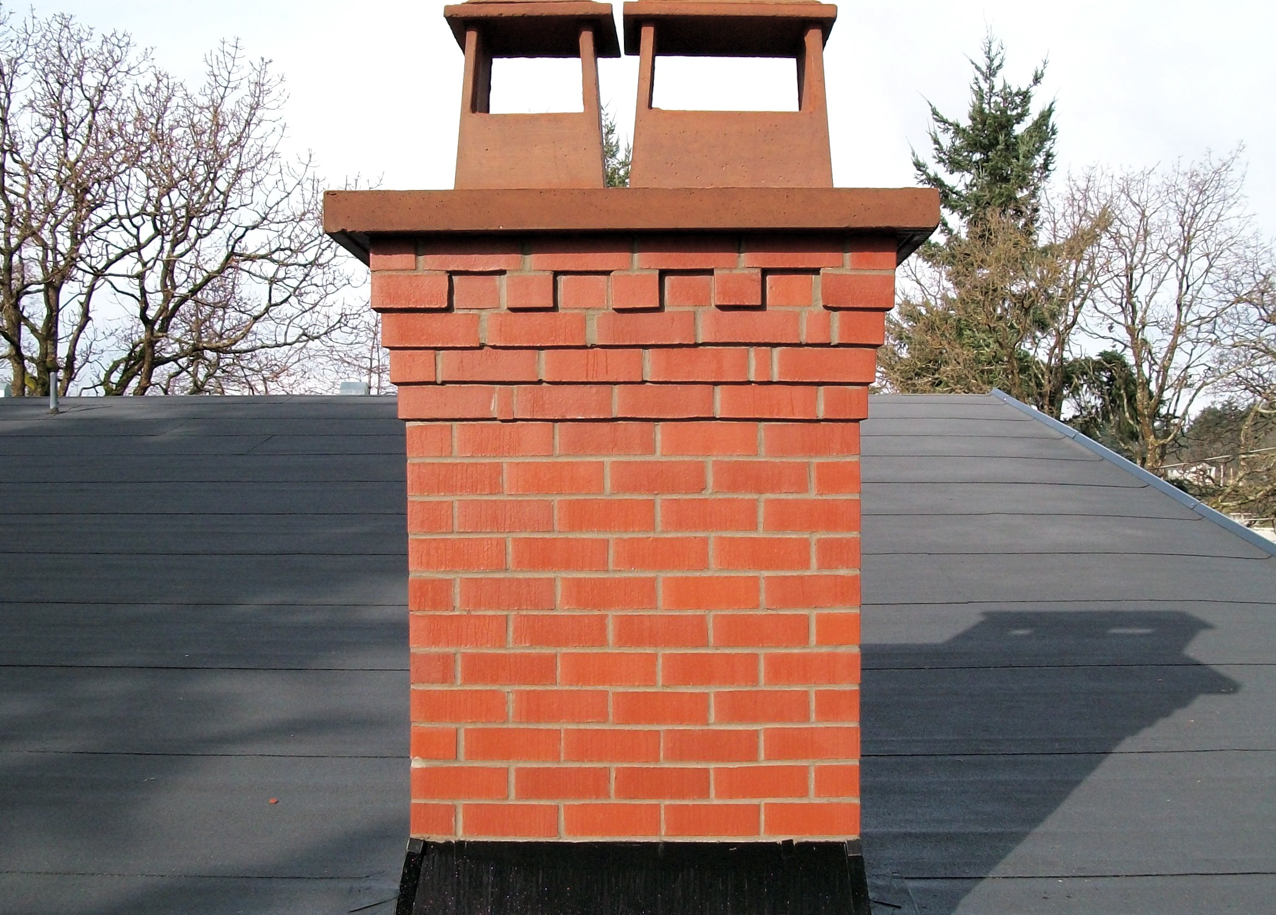 Chimney With Dental Course